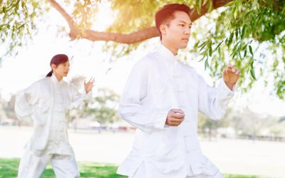 Tai Chi Creates in the body the Relaxation Response