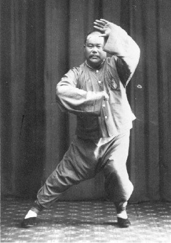 Yang Cheng Fu's 10 principles